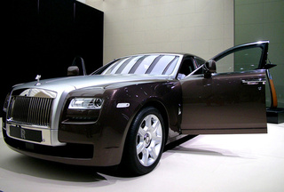 Rolls Royce Ghost Is The Poor Rich Man's Roller