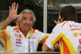 Briatore, Staff Out At Renault F1 Over Race-Fixing Scandal