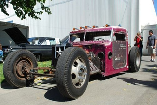 Rust, Tatts, and Straight Pipes: Billetproof Nor-Cal 2009!