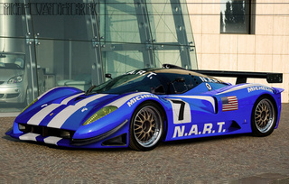 Glickenhaus Plans Race-Ready P4/5 Competizione For 2010!