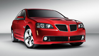 "Holden Commodore SS V-Series Special Edition: ""V"" Is For Pontiac"