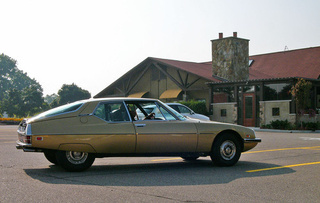 Citroën SM: The Unlikeliest Ride In The Motor City