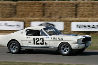 Eight Great Mustangs From Racing History