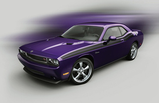 First Rendering of 2010 Challenger Going Plum Crazy