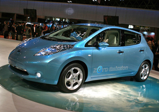 Nissan Leaf EV: The Electric Model T