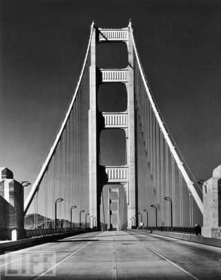 Adventures In Bridge-Building: The Golden Gate Bridge