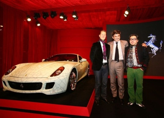 Ferrari 599 China Auctioned Off For $1.8 Million