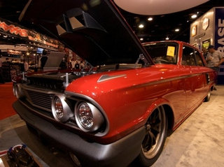 Fairlane Afterburner: This Is How It's Done, SEMA