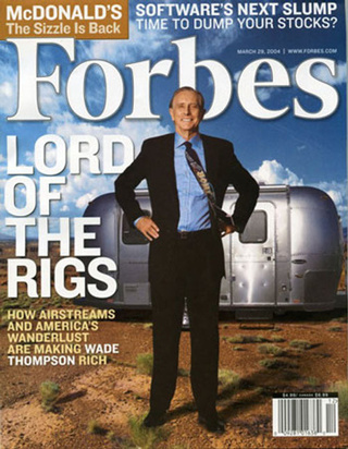 Wade F.B. Thompson, Airstream Savior, Dead At 69