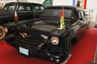 France's Amazing Presidential Car Museum