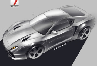 E'go Revolt: Russian 3000GT Officially Sketched