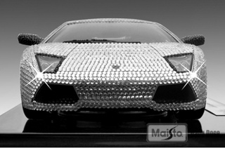 Jo Jo Dancer, Your $2,500 Crystal-Covered Lambo Model Is Calling