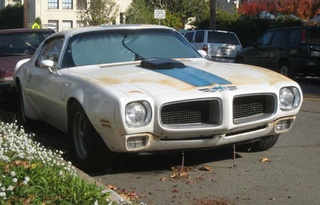 1970 Pontiac Firebird Trans Am