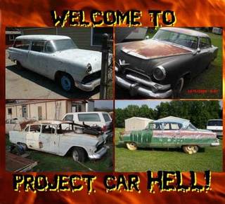 Project Car Hell, Party Like It's 1955 (and You're Broke) Edition: Ford, Chevy, Dodge, or Nash?
