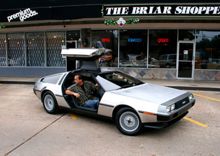 EXCLUSIVE: DMC Builds Right-Hand Drive DeLorean