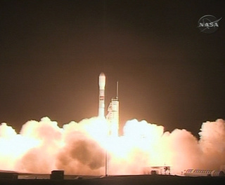 New NASA Space Telescope Launches Aboard Delta II Rocket