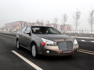Huatai C4: How You Say Bentley In Mandarin