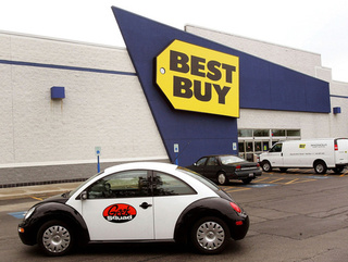 Best Buy Partners With Ford, Planning Auto Service Takeover?