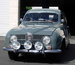 Rally Around a Saab 96 for $6,750!