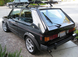 Hop into a 1984 Rabbit GTI for $4,500!