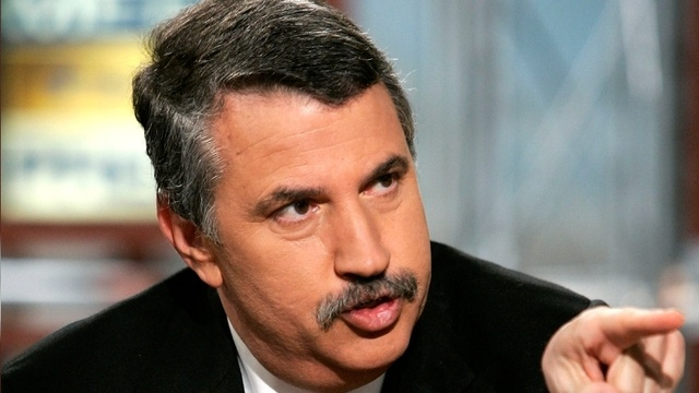 Thomas Friedman: Hyperconnected