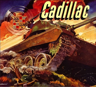 The Cadillac Tank Wishes You A Happy New Year