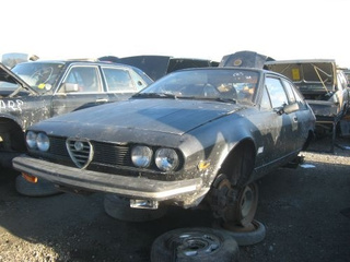 Malaise Era Alfetta GTV Hangs On Long Enough To See a New Decade... Barely