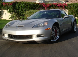 Build Your Own 2010 Z06 To Benefit Corvette Museum