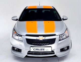 Chevrolet Cruze SS: It's The Shitbox Sport!