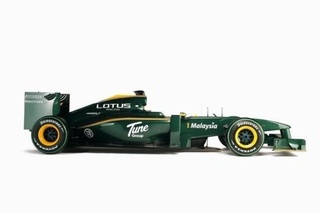 After 16 Years, A New Formula One Lotus