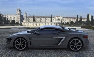 $940K Hispano-Suiza Hybridized Audi R8 Heading To Geneva?