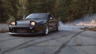 Off Seasons: Drift-Happy In a Nissan Silvia