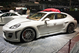 Fab Design Porsche Panamera Is Anything But