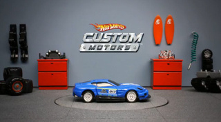Choose Your Own YouTube Adventure: The Hot Wheels Custom Motors Cup