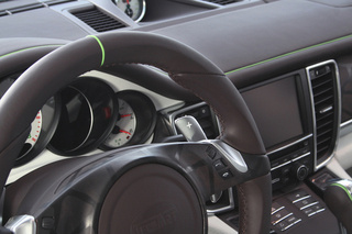 There I Fixed It: TechArt Fixes FUBAR Porsche Paddles