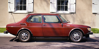 Saab 99 Turbo: The Car That Made Trollhättan Great