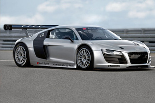 Audi To Let Any Slob Race An R8 LMS On The 'Ring