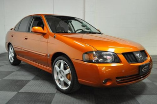 For $12,990, Orange You Glad I Didn't Say Sentra?