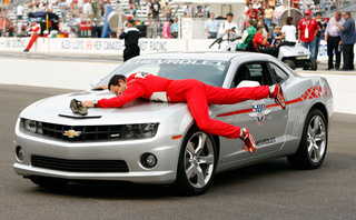 What Should The Indy 500 Use As A Pace Car?