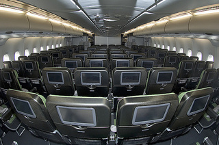 The Qantas A380 Has Carbon Fiber Seats
