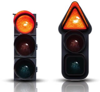 Uni-Signal: A Traffic Light For The Color Blind (And Everyone Else)
