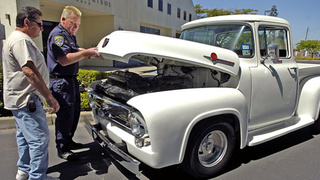 Stolen Pickup Found In Better Condition After 38 Years