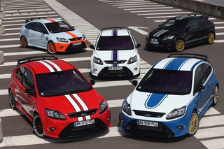 Ford Adds Le Mans Paint Jobs To Focus RS