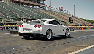 Behold, Cornzilla: Switzer Builds 900-hp, E85-powered Nissan GT-R
