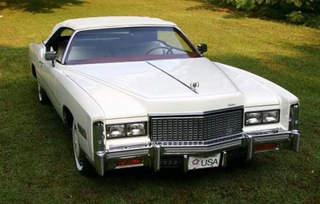 What To Drive This July 4th? Bicentennial Eldorado!
