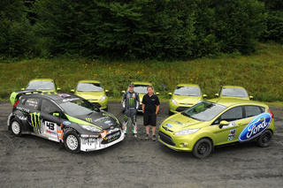 Ford Gives 43 Fiestas To Rally School, Wants You To Hoon Them