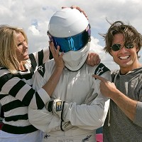 Tom Cruise And Cameron Diaz Visit Top Gear, Molest The Stig