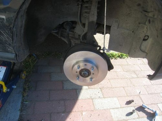 Let's Hear It For Parts Standardization: $19.95 a Pop For New Civic Brake Rotors!