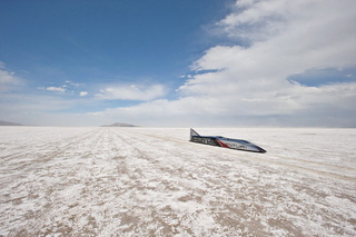 Student-Built Electric Car Surpasses 300 MPH