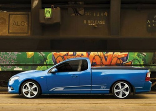 Ford GS Boss 5.0 315 Ute: Grass Growing Increasingly Greener Down Under